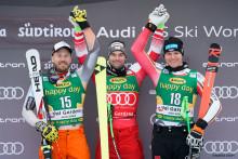 First podium finish this season for Kjetil Jansrud