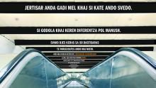 Informationskampanj om ett mänskligare Stockholm nyanserar tiggeridebatt