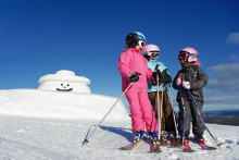 SkiStar AB: News about the fjell - bigger investments in new slopes, lifts and improved snow-making