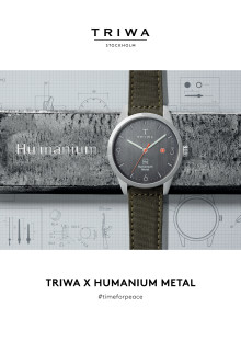TRIWA x HUMANIUM - Om prosjektet - norsk