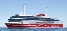 Viking Line har signerat ett fartygsbyggnadskontrakt med Xiamen Shipbuilding Industry Co