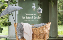 """Välkomna till """"the Gilded Garden"""" Elodie Details Vårkollektion 2018"""