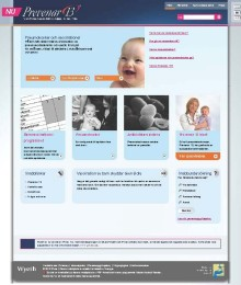 Ny webbplats om pneumokocker och vaccinationer