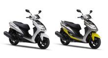 「シグナスX XC125SR」の新色を発売 スポーティな走りとスタイルで人気の原付二種スクーター 新排出ガス規制にも適合