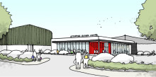 Redevelopment of Uttoxeter Leisure Centre progresses to next stage