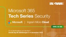 Microsoft 365 Tech Series Security utbildning