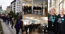 Besöksrekord på Stadsarkivet under Kulturnatt 2017!