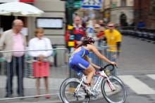 Slutet på triathlonkarriären?