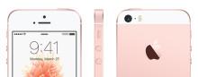 iPhone SE - for deg som vil ha en nett og kraftfull smarttelefon