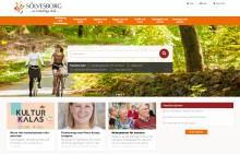Nu är beta-versionen av kommunens nya hemsida live