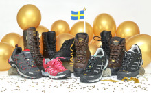 Meindl firar 30 år av äventyr i Sverige