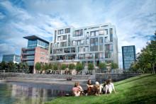 Midroc firar byggstarten av ett nytt World Trade Center i Malmö