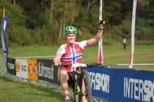 Seier til Thea Siggerud, Martin Siggerud, Engen og Fagerhaug i Oslo Sykkelfestival Rundbane
