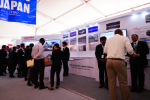 Toshiba Brings Energy Solutions for Africa to Japan Fair at TICAD VI