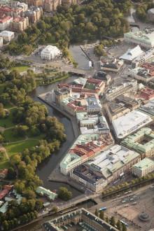 Göteborg från ovan