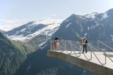 Spectaculair nieuw panoramisch uitzichtpunt 'Utsikten' geopend in Noorwegen