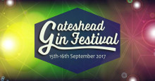 Gateshead Gin Festival – 15 & 16 September