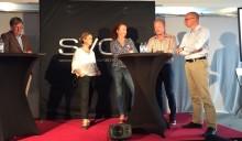 Blogg: Om att stå i en panel
