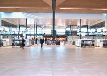 Mapei med storleveranse til Bergen lufthavn Flesland