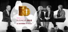 Healthy Business 2015: Hållbart-Holistiskt-Hälsosamt