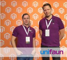 Två priser för Unifaun på Meet Magento!