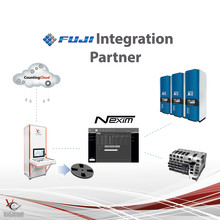 XRHCount in Fuji Nexim integriert und offizieller Smart Factory Partner