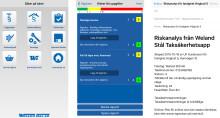 App för taksäkerhet