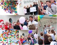 APS tecknar samarbetsavtal  med Ronald McDonald Hus