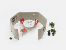 Edsbyn visar nyheter på Stockholm Furniture Fair 2015