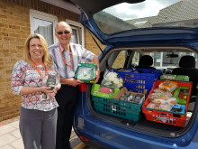 M&S Bluewater launches food donation scheme for ellenor