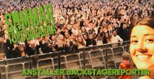Sommartorsdagarna® anställer backstagereporter