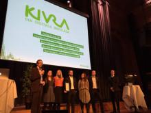 Sustainable Brand Index 2015: Kivra får pris för hållbar affärsmodell