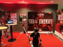 Redhawks möter fansen i framtidens teknik