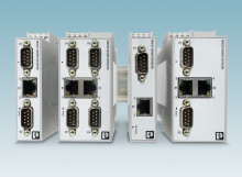New serial device servers and gateways