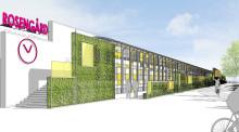 Snart startar bygget av station i Rosengård