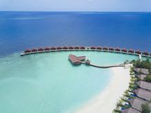 United Spirit Nordic landar ny kund på Maldiverna