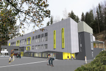 Tre passivhusskoler åpnes i 2016