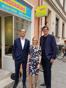 BdS trifft klimapolitischen Sprecher der FDP