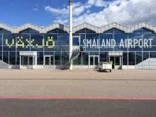 Idag lyfte TUI och TUI Thomson Airways första flight till Kap Verde direkt från Växjö!
