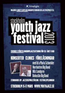 Youth Jazz Festival återigen på Kulturama!