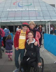 """""""I can still live the life that I want to live."""" - Spinal Cord Injuries Day 2013"""