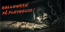 Halloween 31 okt: Skräckreading på Playhouse Teater