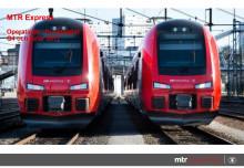 MTR Express Punktlighet Q4 + Helår 2017, jmf SJ och inrikesflyg