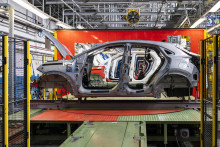 Nu startar produktionen av crossovern Puma – en av åtta elektrifierade Fordar som börjar säljas i år