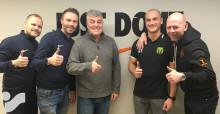 """Tullinge TP går över till Intersport: """"har sökt en långsiktig partner"""""""