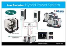 Webasto utvider tilbudet: Komplette løsninger med strømforsyning