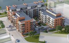 HSB säljstartar 92 lägenheter i brf Skonaren på Södra Skeppsbron i Gävle