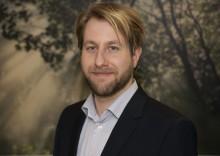 Fredrik Regnell ny chef för Eaton Holec i Sverige