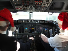 Christmas Day can now last that little bit longer thanks to Norwegian