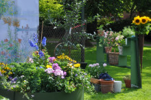 Trädgårdsglädjen i fokus på Sofiero